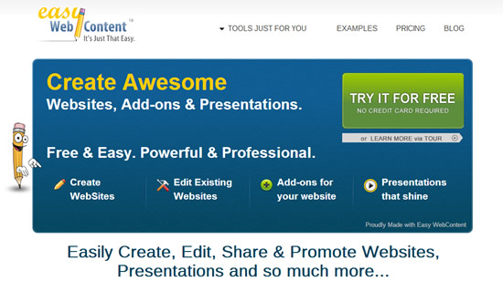 Have a Website