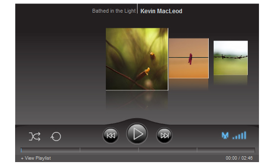 Music Player preview